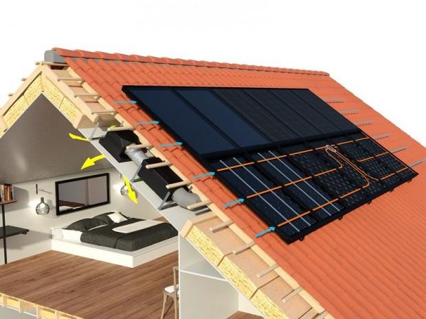 Nouvelle génération de panneaux solaires : les panneaux aérovoltaïques