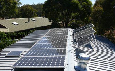 Tesla Rent Solar, un service de location de panneaux solaires