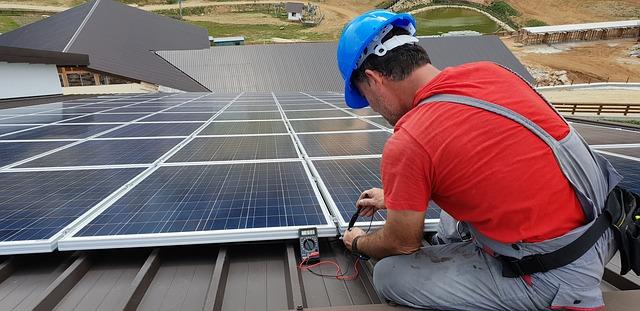 Comment entretenir vos panneaux solaires ?