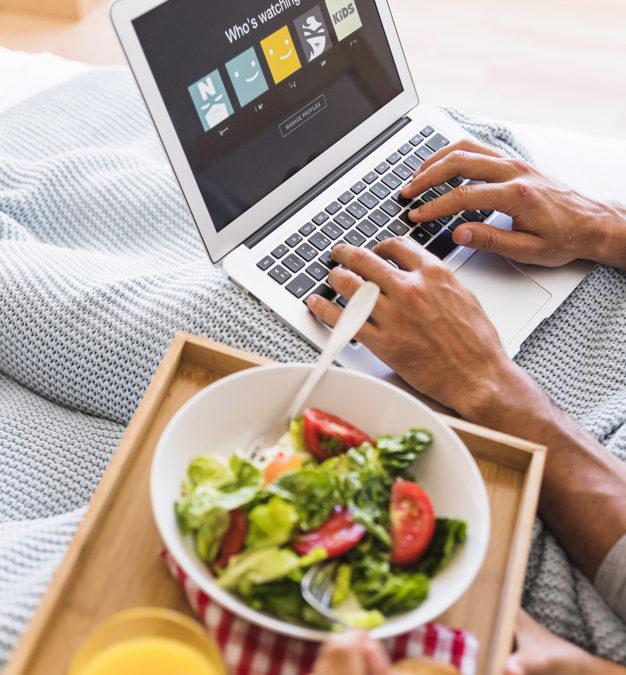 L'utilisation de la technologie a-t-elle un impact sur notre consommation alimentaire ?