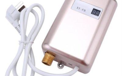 Chauffe-eau instantané ou sans réservoir