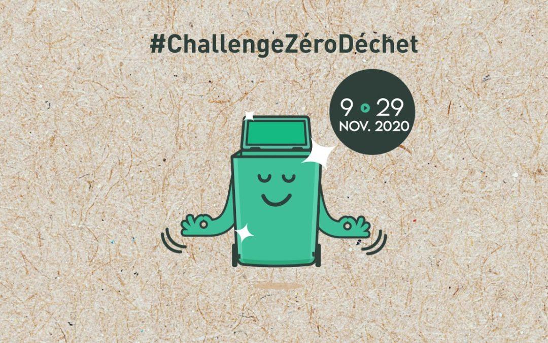 L'Agglomération du Grand Dax lance le challenge « Zéro Déchet »