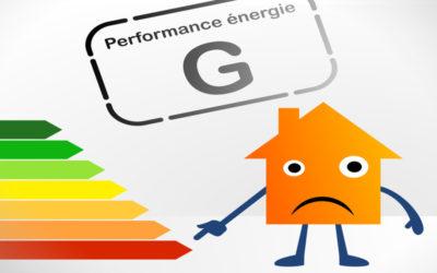 Performance énergétique : les logements classés G interdits à la location à partir de 2023