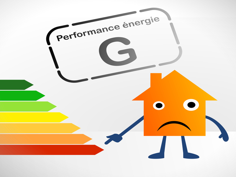energie performance G