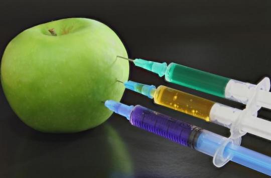 Les résidus de pesticides sur les fruits et légumes