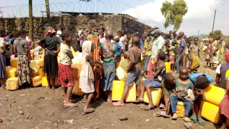 problèmes d'approvisionnements en rdc et rwanda