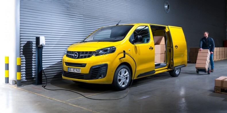 Augmentation du montant du bonus écologique pour les véhicules utilitaires électriques